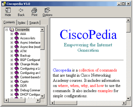 ciscopedia