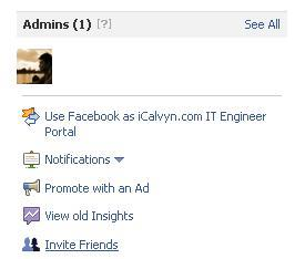facebook admin invite all