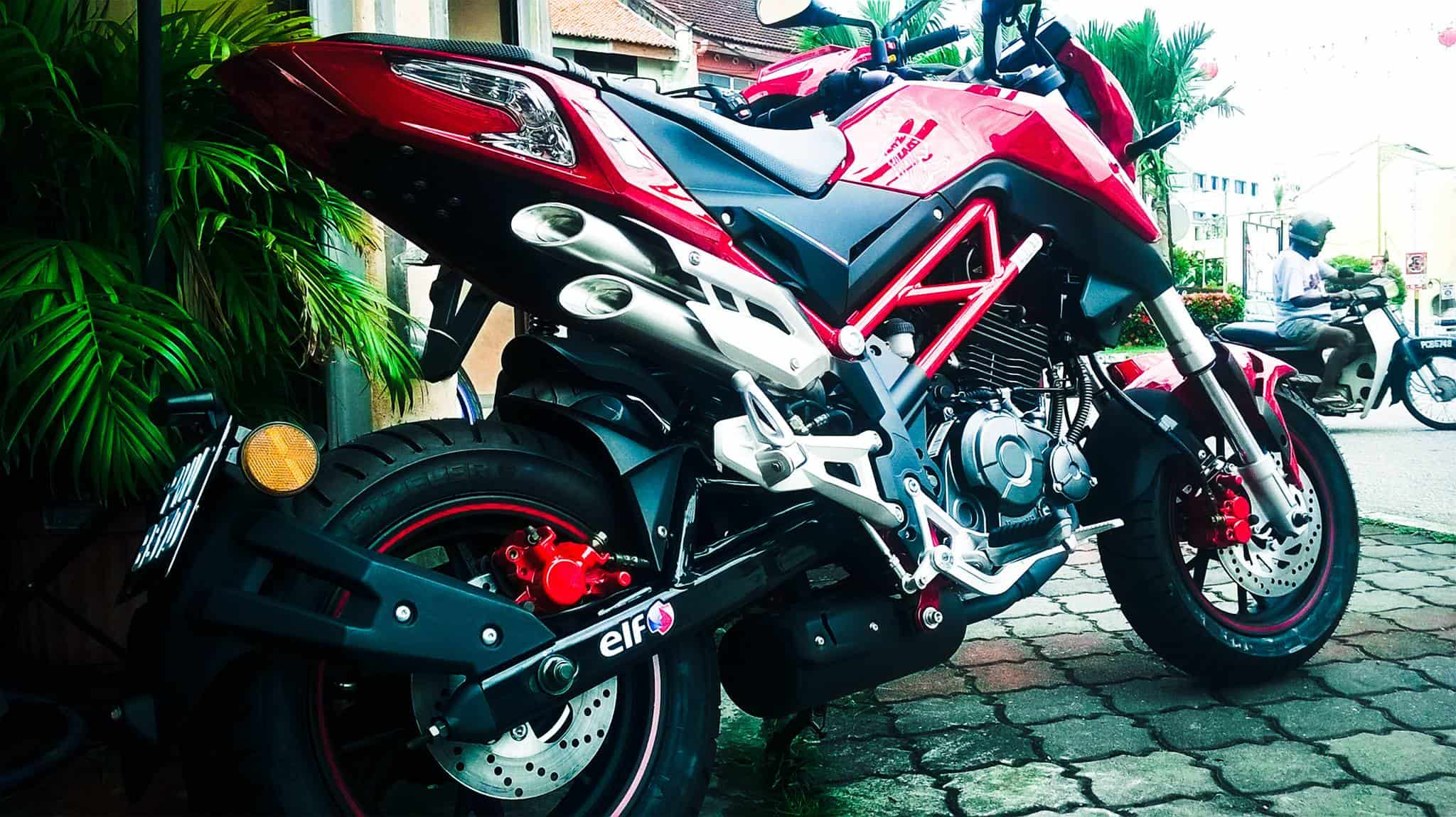 Benelli Tnt 135 Review It Engineer S Blog
