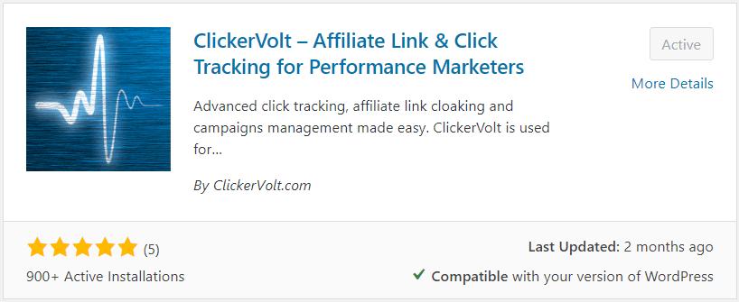 ClickerVolt Plugin