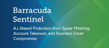 Barracuda Sentinel